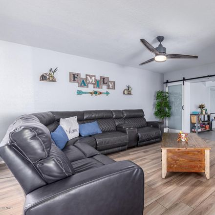 Rent this 2 bed house on 2452 North 62nd Street in Mesa, AZ 85215