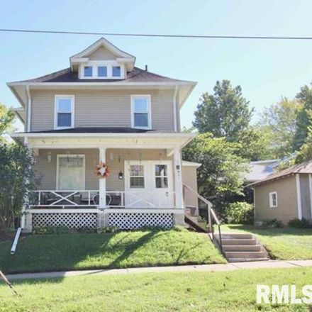 Rent this 1 bed duplex on 2414 9th Avenue in Moline, IL 61265