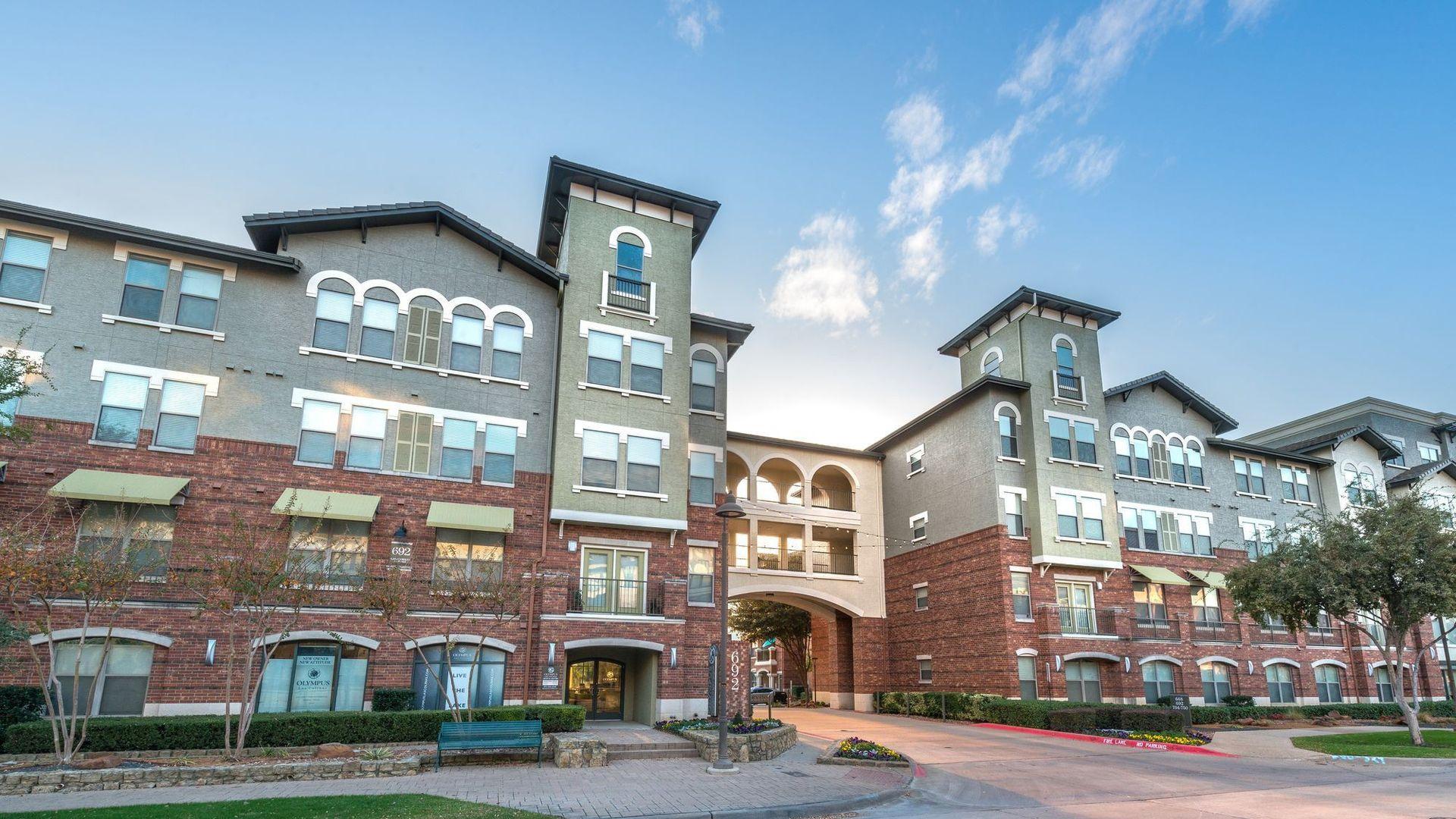 2 bedroom apartment at Las Colinas Boulevard, Irving, TX ...