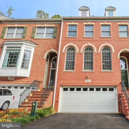 Rent this 3 bed townhouse on Tuckerman Heights Cir in Rockville, MD