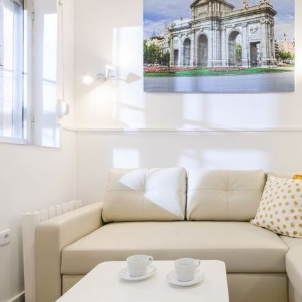 Rent this 1 bed apartment on Paseo de los Olmos in 3, 28001 Madrid