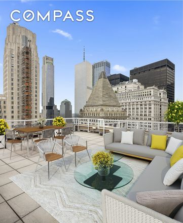 Rent this 2 bed condo on 15 Broad Street in New York, NY 10005