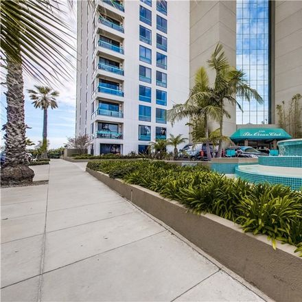 Rent this 2 bed condo on 1310 East Ocean Boulevard in Long Beach, CA 90802