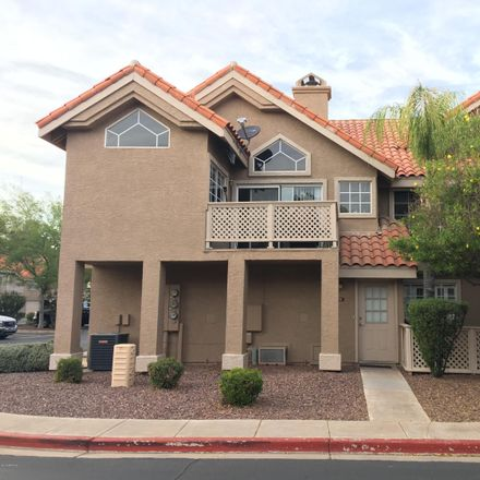 Rent this 2 bed townhouse on 1633 East Lakeside Drive in Gilbert, AZ 85234