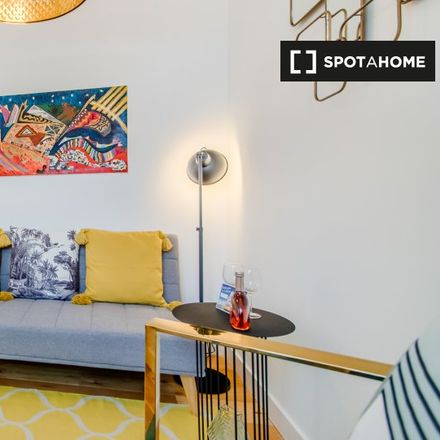 Rent this 2 bed apartment on Avenida General Roçadas 11C in Lisbon, Portugal