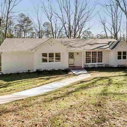 Rent this 4 bed house on 3703 Crestbrook Road in Mountain Brook, AL 35223