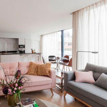 Rent this 5 bed apartment on Chaussée de Saint-Job - Sint-Jobsesteenweg 521 in 1180 Uccle - Ukkel, Belgium