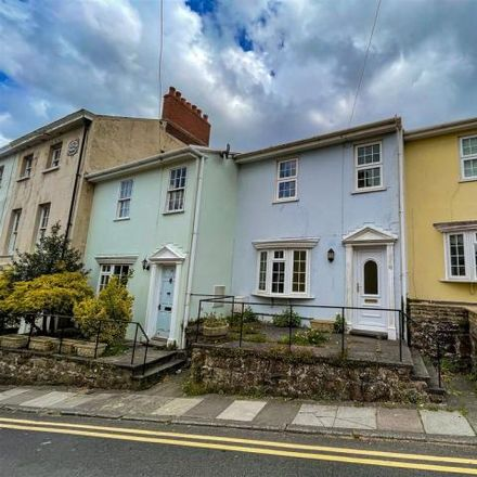 Rent this 3 bed house on North Street in Haverfordwest SA61 2HD, United Kingdom