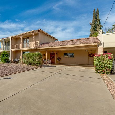 Rent this 3 bed loft on 7710 East Chaparral Road in Scottsdale, AZ 85250