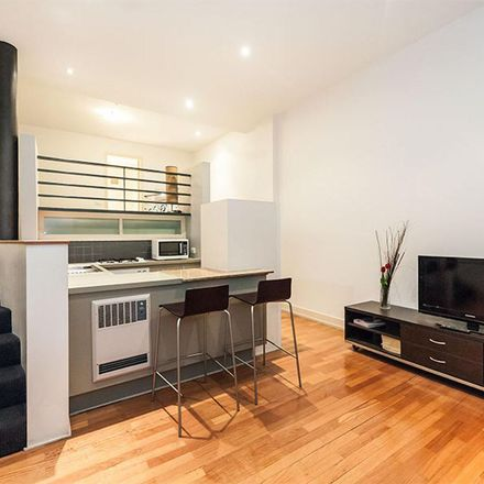 Rent this 1 bed apartment on Fairfax House in Penfold Place, Melbourne VIC 3000
