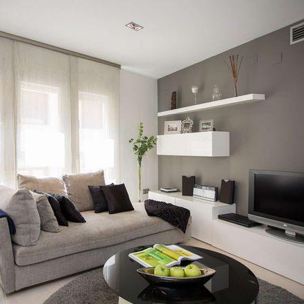 Rent this 1 bed apartment on Carrer de Minyana València in Valencia, Spain