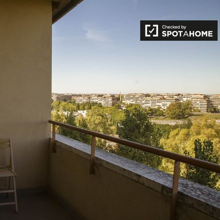 Rent this 3 bed apartment on Viale Aldo Ballarin in 00142 Rome RM, Italy