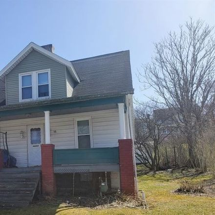 Rent this 3 bed house on 16 Meadow Street in Carroll Township, PA 15063