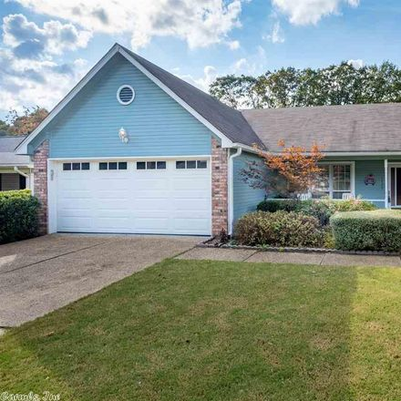 Rent this 3 bed house on 2400 Hickorynut Court in Little Rock, AR 72211