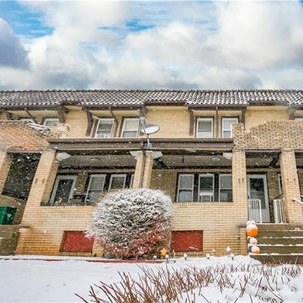 Rent this 3 bed house on 6319 Stanton Avenue in Pittsburgh, PA 15206