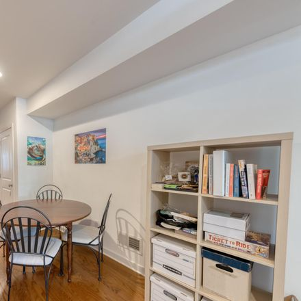 Rent this 3 bed townhouse on 303 South Washington Street in Baltimore, MD 21231