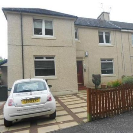 Rent this 2 bed house on 79 Waverley Drive in Wishaw, ML2 7JW