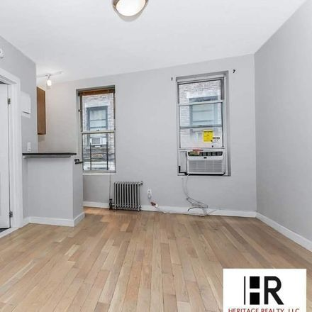 Apartments with utilities included for rent in New York, NY