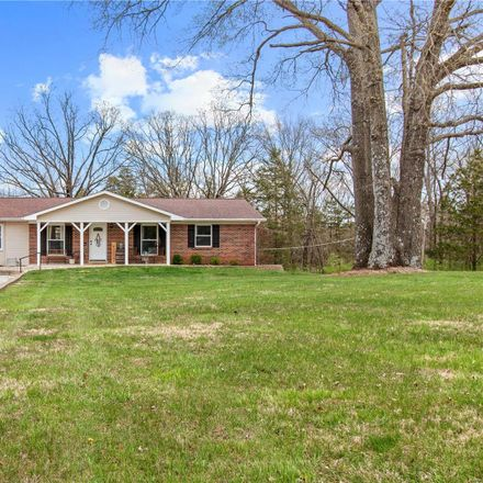 Rent this 4 bed house on Cedar Heights Ln in Pacific, MO