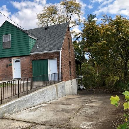 Rent this 3 bed house on Brierly Dr E in West Mifflin, PA