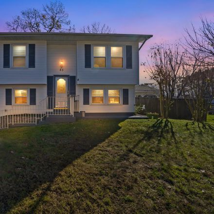 Rent this 3 bed house on 85 Garner Ave in Waldorf, MD