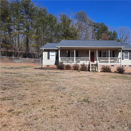 Rent this 3 bed house on 218 Fruit Mountain Rd in Easley, SC