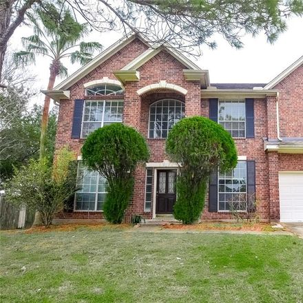Rent this 5 bed house on White Oak Trail Ln in Houston, TX