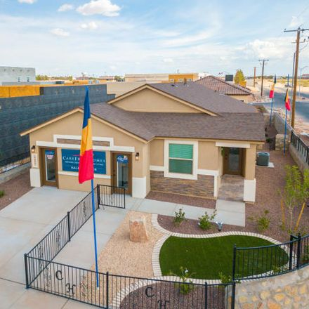 Rent this 3 bed apartment on F St in El Paso, TX