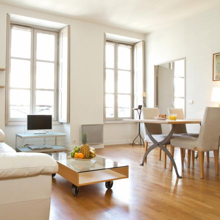 Rent this 1 bed apartment on 4 Rue de Choiseul in 75002 Paris, France