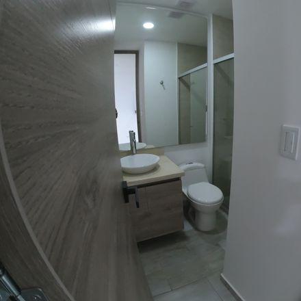 Rent this 0 bed apartment on Comando de Policia Antioquia in Carrera 46, Comuna 10 - La Candelaria