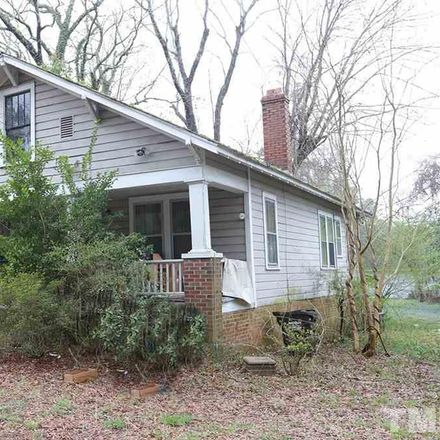 Rent this 2 bed house on 3720 Old Chapel Hill Road in Durham, NC 27707