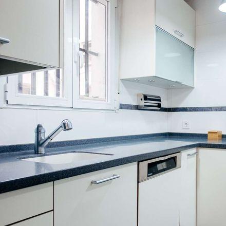 Rent this 5 bed apartment on Calle Conde de Romanones