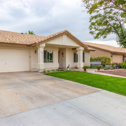 Rent this 3 bed house on 680 West Saragosa Street in Chandler, AZ 85225