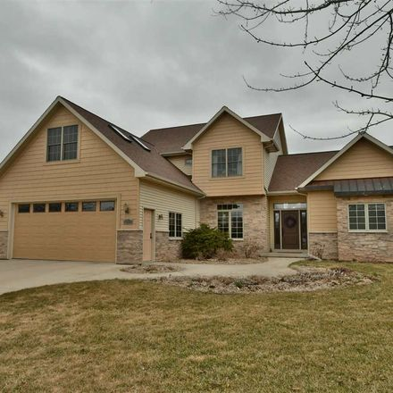 Rent this 4 bed house on 2035 Old Plank Court in De Pere, WI 54115