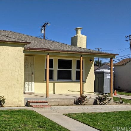 Rent this 3 bed house on 10721 Paloma Avenue in Garden Grove, CA 92843