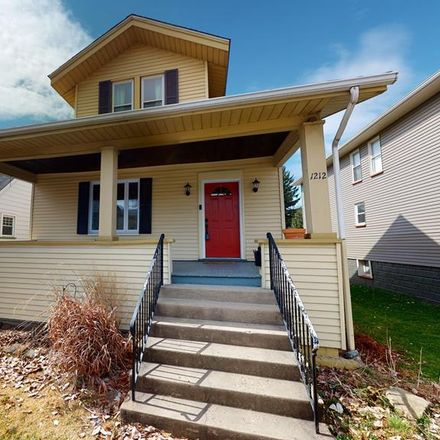 Rent this 2 bed house on 1212 Valley-View Avenue in Wheeling, WV 26003