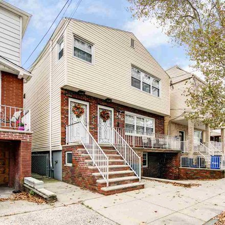 Rent this 3 bed apartment on West 22nd Street in Bayonne, NJ 07002