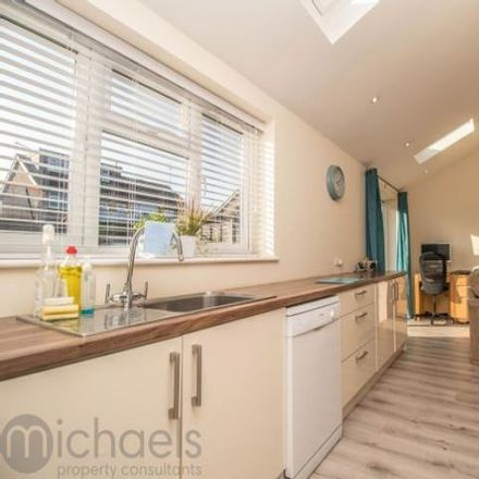 Rent this 3 bed house on 19 Belmont Crescent in Colchester CO4 0LX, United Kingdom