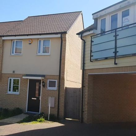 Rent this 2 bed house on Lotus Mews in Chalk Hill LU6 1FP, United Kingdom