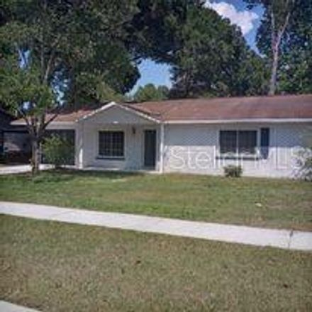 Rent this 3 bed house on Oakhill Street in Seffner, FL 33584