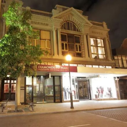Rent this 1 bed apartment on 6/838-842 Hay Street