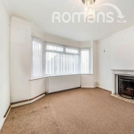 Rent this 3 bed house on Blunden Hall in Blunden Road, The Crescent GU14 8QW