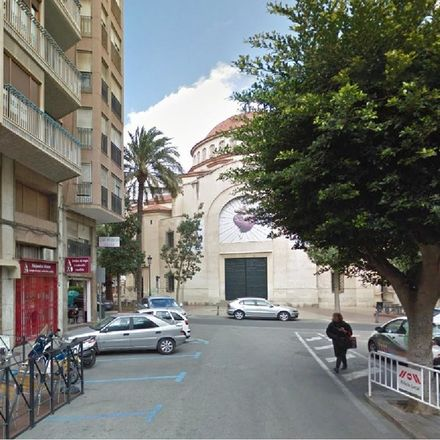 Rent this 1 bed apartment on carrer dels Arbres in 34, 03201 Elx / Elche