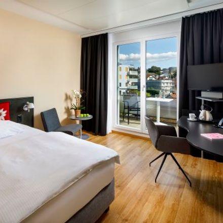 Rent this 1 bed apartment on Hamelirainstrasse 3 in 8302 Kloten, Switzerland
