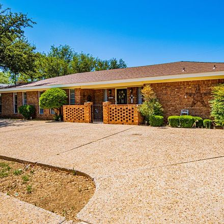 Rent this 4 bed house on 3010 Meadowbrook Drive in Midland, TX 79705
