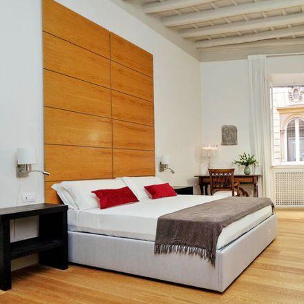 Rent this 2 bed apartment on Casa di Pietro Paolo della Zecca in Via di Monserrato, 00186 Rome RM
