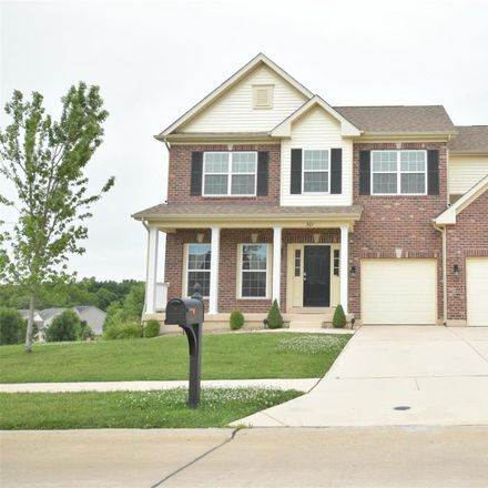 Rent this 4 bed house on 301 Wilmer Valley Drive in Wentzville, MO 63385