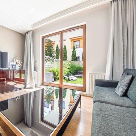 Rent this 1 bed apartment on Władysława Łokietka 19c in 81-736 Sopot, Polska