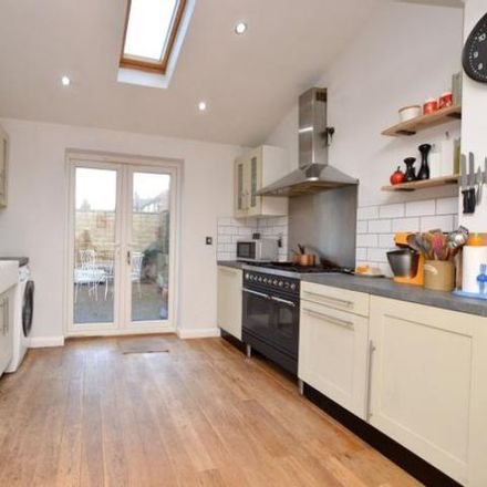 Rent this 3 bed house on Duckett Grove in Farsley LS28 8EY, United Kingdom
