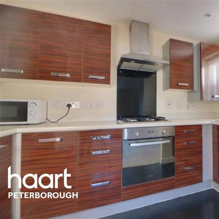 Rent this 2 bed apartment on Teasel Way in Peterborough, United Kingdom